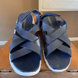 Cole Haan Zerogrand Criss Cross Gladiator Sandal